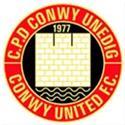 Conwy Utd logo