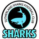 Sutherland Sharks logo