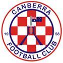 Canberra United (w) logo