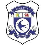 Cardiff City (w) logo