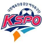 KSPO FC (w) logo