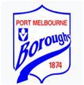 Port Melbourne logo